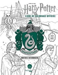Hachette Pratique - Colo Serpentard.
