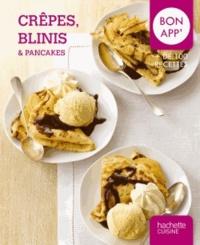 Hachette Pratique - Crêpes, blinis et pancakes.
