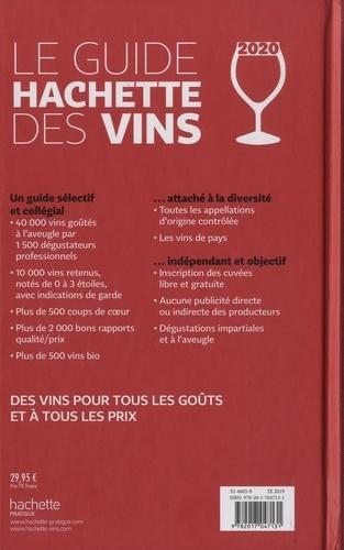 Le Guide Hachette des vins  Edition 2020