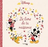 Accentsonline.fr Le livre de ta naissance Disney Image