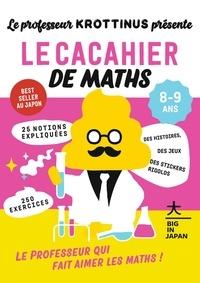 Hachette Pratique - Le Professeur Krottinus présente le cacahier de maths.