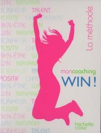 Hachette Pratique - Mon coaching Winbox - Avec un livre de coaching, un cahier de suivi, des post-it et un crayon fluo.