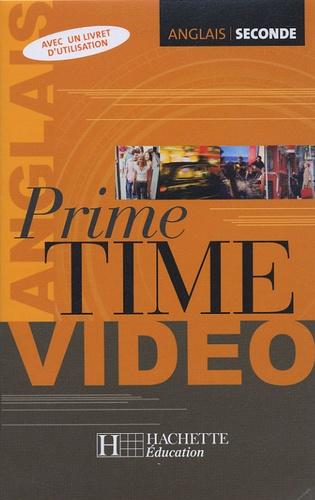 Michèle Maldonado - Prime Time anglais 2e - Avec un livret.