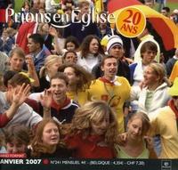 Benoît Gschwind - Prions en Eglise grand format N° 241, Janvier 2007 : .