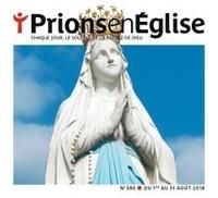 Jacques Nieuviarts - Prions en Eglise grand format N° 392, août 2019 : .