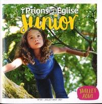 Karem Bustica et Pascal Ruffenach - Prions en Eglise Junior N° 101, juillet-août : .