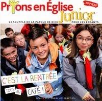 Georges Sanerot - Prions en Eglise Junior N° 66,  septembre-oc : .