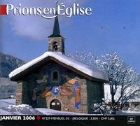 Emmanuelle Billoteau et Luc Fritz - Prions en Eglise petit format N° 229, Janvier 2006 : .