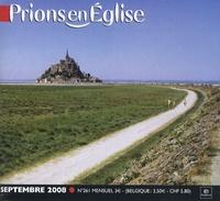 Benoît Gschwind - Prions en Eglise petit format N° 261, Septembre 20 : .