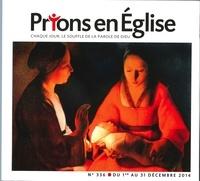 Jacques Nieuviarts - Prions en Eglise petit format N° 336, du 1er au 31 : .