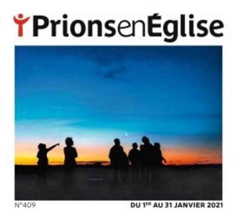 Karem Bustica - Prions en Eglise petit format N° 409, janvier 2021 : .