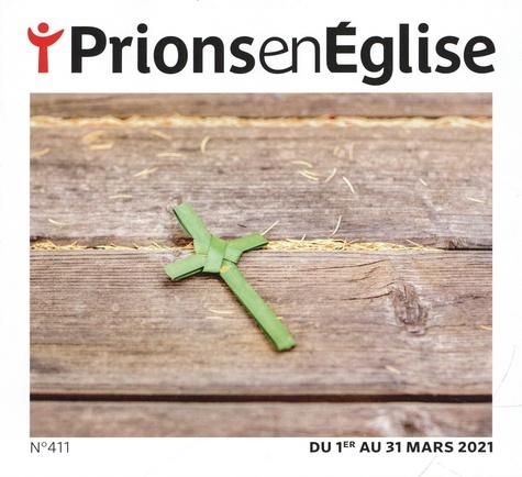 Karem Bustica - Prions en Eglise petit format N° 411, mars 2021 : .