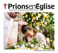 Karem Bustica - Prions en Eglise petit format N° 412, avril 2021 : .