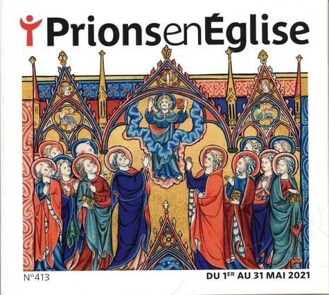 Karem Bustica - Prions en Eglise petit format N° 413, mai 2021 : .