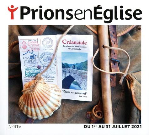 Karem Bustica et Frédéric Pascal - Prions en Eglise petit format N° 415, juillet 2021 : .