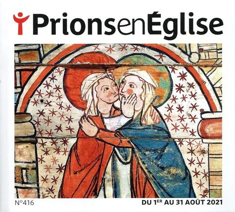 Karem Bustica - Prions en Eglise petit format N° 416, août 2021 : .