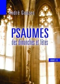 André Gouzes - Prions en Eglise petit format  : Psaumes des dimanches et fêtes.