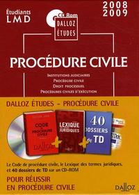 Dalloz - Procédure civile - CD-ROM.