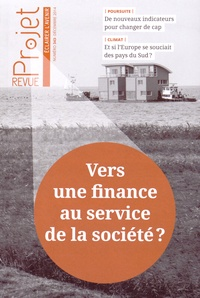 Jean Merckaert - Projet N° 343, décembre 201 : Vers une finance au service de la société ?.