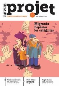 Benoît Guillou - Projet N° 377, août-septemb : Migrants, dépasser les catégories.