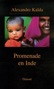 Alexandre Kalda - Promenade en Inde.