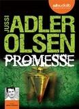 Jussi Adler-Olsen - Promesse - La sixième enquête du département V. 2 CD audio MP3