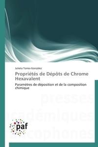 Propriétés de dépôts de Chrome Hexavalent.pdf