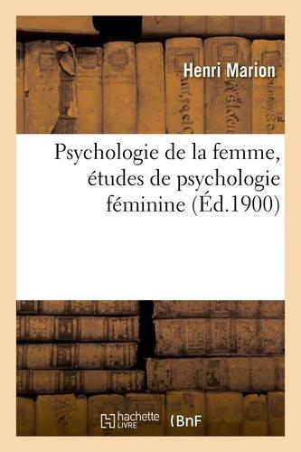 Hachette BNF - Psychologie de la femme, études de psychologie féminine.