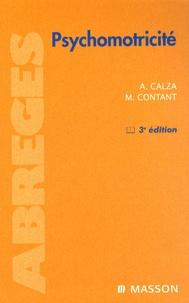André Calza et Maurice Contant - Psychomotricité.