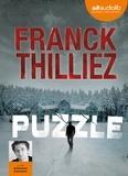Franck Thilliez - Puzzle. 2 CD audio MP3