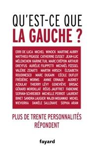 Cécile Amar et Marie-Laure Delorme - Qu'est-ce que la gauche ?.