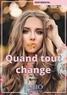Marine Roux - Quand tout change.
