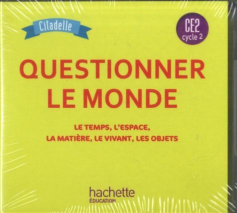 Walter Badier - Questionner le monde CE2 Citadelle. 1 Clé Usb