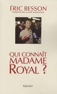 Eric Besson et Claude Askolovitch - Qui connaît Madame Royal ?.
