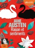 Jane Austen - Raison et sentiments. 1 CD audio MP3