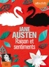 Jane Austen - Raison et sentiments. 1 CD audio MP3