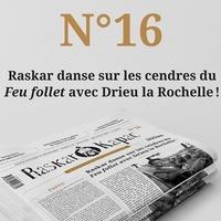 Maxime Dalle - Raskar Kapac N° 16, janvier-févri : .