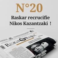 Maxime Dalle - Raskar Kapac N° 20 : .