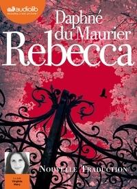 Daphné Du Maurier - Rebecca. 2 CD audio MP3