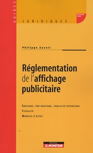 Réglementation de laffichage publicitaire.pdf