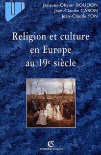 Jacques-Olivier Boudon et Jean-Claude Caron - .
