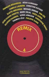 François Bégaudeau et Michaël Sebban - Remix # 4.