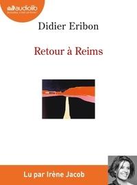 Didier Eribon - Retour à Reims. 1 CD audio MP3