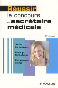 Réussir le concours de secrétaire médicale.pdf