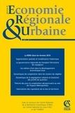 Claude Lacour et André Torre - Revue d'économie régionale et urbaine N° 1/2011 : .