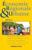 Armand Colin - Revue d'économie régionale et urbaine N° 2/2019 : Economie régionale et urbaine en Amérique latine - Le rôle de l'informalité.