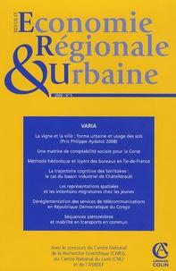 Revue déconomie régionale et urbaine N° 5, 2009.pdf