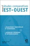 Marie-Claude Maurel et  Collectif - Revue d'études comparatives Est-Ouest Volume 36 N° 2, juin : .