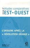 """Dominique Arel et Emmanuelle Armandon - Revue d'études comparatives Est-Ouest Volume 37 N° 4, déce : L'Ukraine après la """"révolution orange""""."""