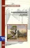 Georges Bensoussan - Revue d'histoire de la Shoah N° 183, Juillet-Déce : Classer/Penser/Exclure - De l'eugénisme à l'hygiène raciale.